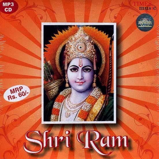Shri Ram (MP3 CD)