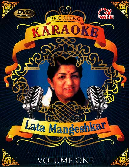 Sing Along Karaoke Lata Mangeshkar Volume One (DVD Video)