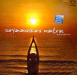 Suryanamaskara Mantras Sanskrit (Audio CD)