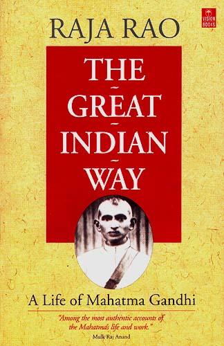 who wrote biography of mahatma gandhi