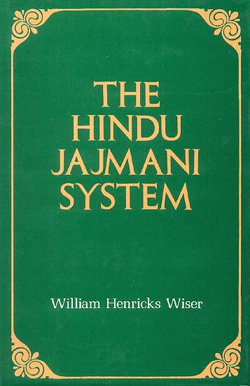 jajmani system Services with time, occupation and mode of generation of livelihood of various  caste groups changed, and the traditional form of jajmani system fizzled out.