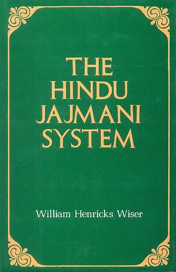 The Hindu Jajmani System