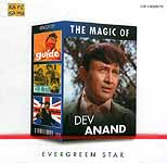 The Magic of Dev Anand Evergreen Star (Audio CD)