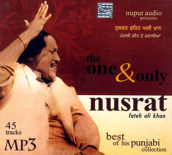 Amazoncom: Latest Ghazals Qawwali Vol 27: Nusrat Fateh