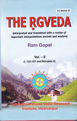The Rgveda - Interpreted and Translated with a Review of Important Interpretations Ancient and Modern - Vol. II