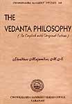 The Vedanta Philosophy: Brahma Sutras on the Basis of  Nimbarakacarya's Commentary