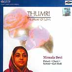 Thumri The Music of Love (Audio CD)