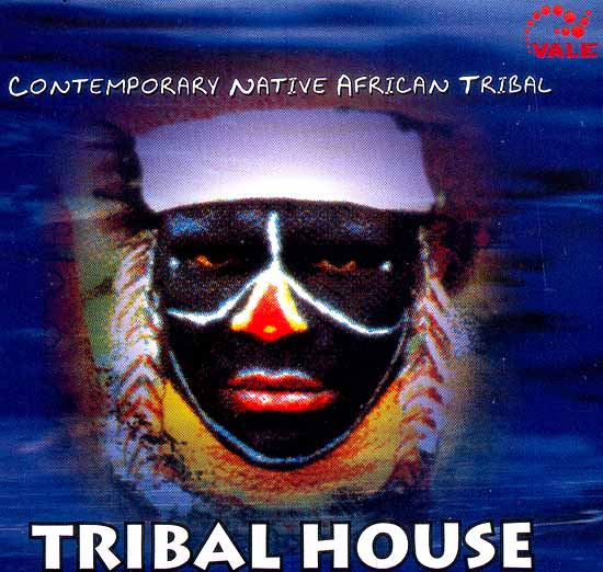 Tribal house contemporary native african tribal audio cd for Tribal house songs