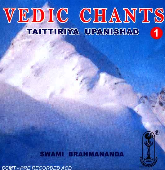 Vedic Chants (Taittiriya Upanishad) (Volume 1) (Audio CD)