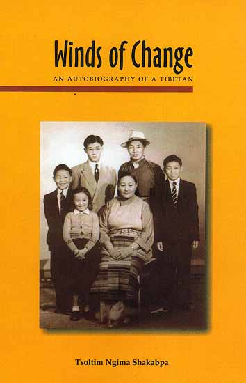 Winds of Change (an Autobiography of a Tibetan)