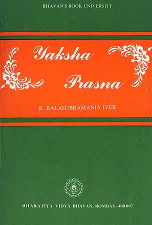 Yaksha Prasna