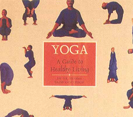 Yoga a guide to healthy living idd052