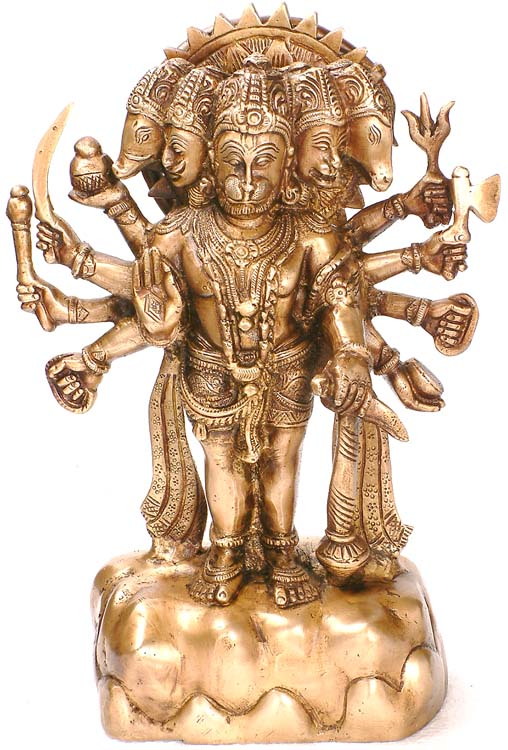 Five-Headed Hanumana