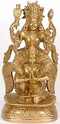 Garudasana Vishnu