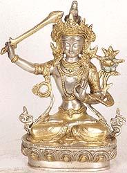 Manjushri, The Compassionate Bodhisattva