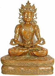 Pritzker Vairochana Buddha