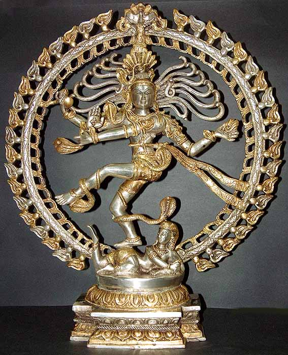 Shiva, King of Dancers (Nataraja)