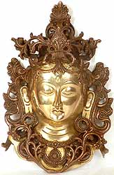 Tara Wall Hanging Mask