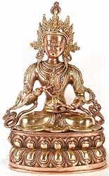 Vajrasattva - The Divine Priest