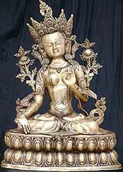 Goddess White Tara