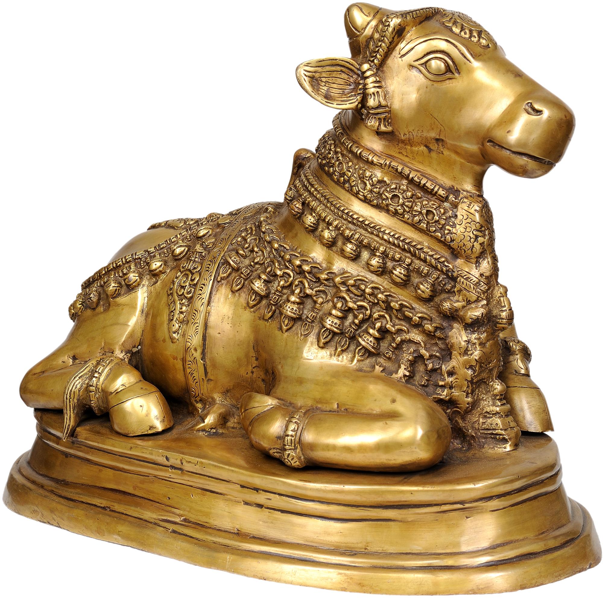 Nandi Shiva S Escort