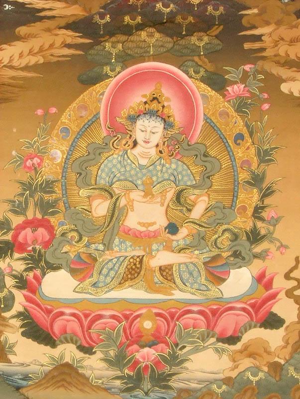 Adi-Buddha Vajrasattva