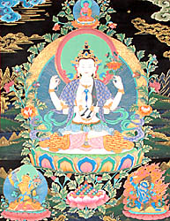 The Most Popular Deity of Tibet