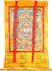 Mandala of Avalokiteshvara