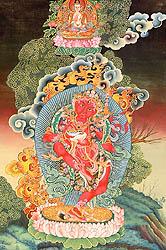 Goddess Vajrayogini