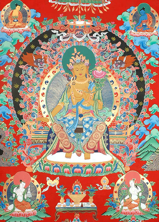 an analysis of the origin of the buddha image The karana buddha can be depicted both seated and standing the meaning of  this gesture is to ward off evil and to get rid of demons and negative energy.