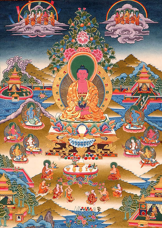 vorstellung nach dem tod buddhismus