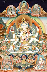 Goddess Ushnishavijaya