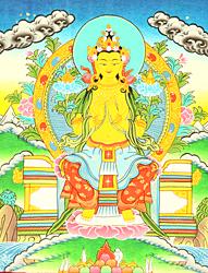 The Future Savior - Maitreya Buddha