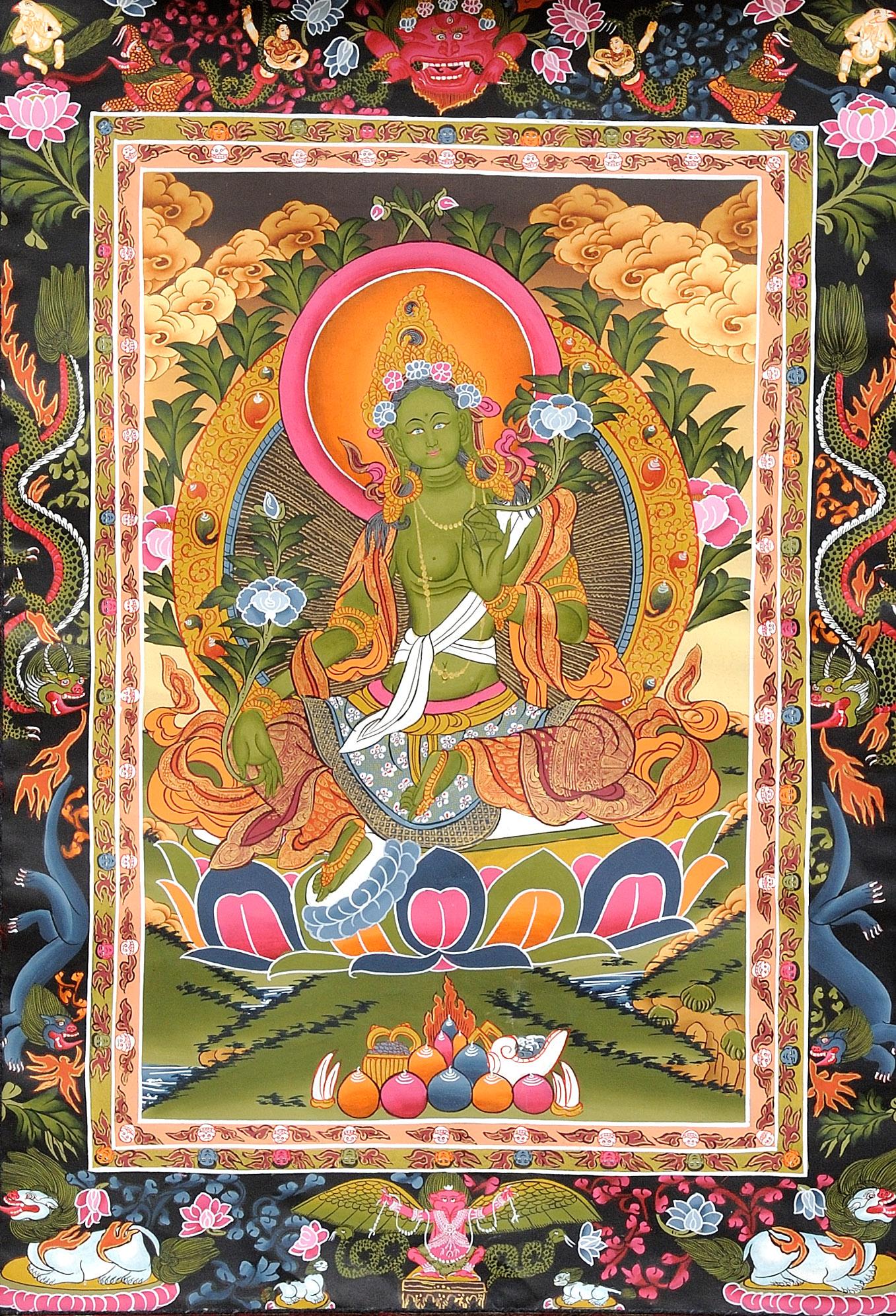 Buddhism and Mythology