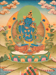 The Union of Compassion and Wisdom (Vajradhara)