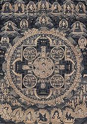 Heruka Yab Yum Mandala