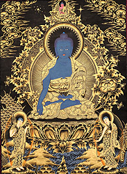 Bhaishajyaguru (The Medicine Buddha)