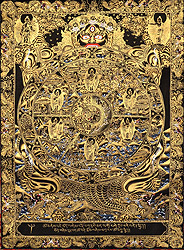 Bhavachakra (Wheel of Life)