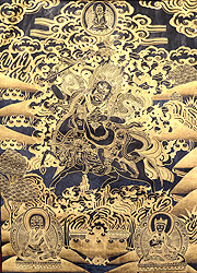 Palden Lhamo -  The Protectress of the Dalai Lama (And The Chinese (13th to 20th Century AD))