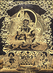 Vaishravana (Kubera) - Buddhist God of Wealth and Regent of North
