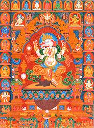 Newari Ganesha