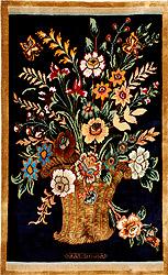 эксклюзивный ковер из северной Индии, Кашмир