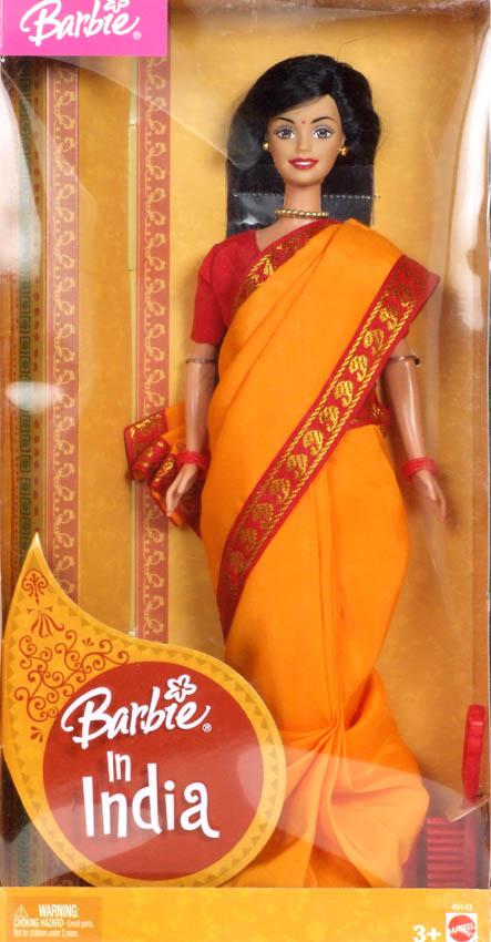 Barbie India Barbie in India