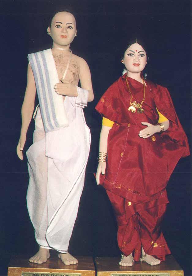 Man and Woman - Tamil Nadu