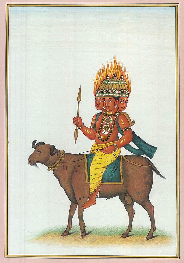 Agni - The God of Fire