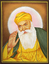 Guru Nanak - The First Sikh Guru