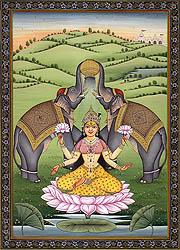 Mahavidya Kamala