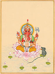 Bountiful Ganesha