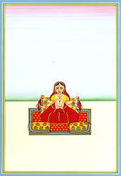 Goddess Bhuvaneshvari