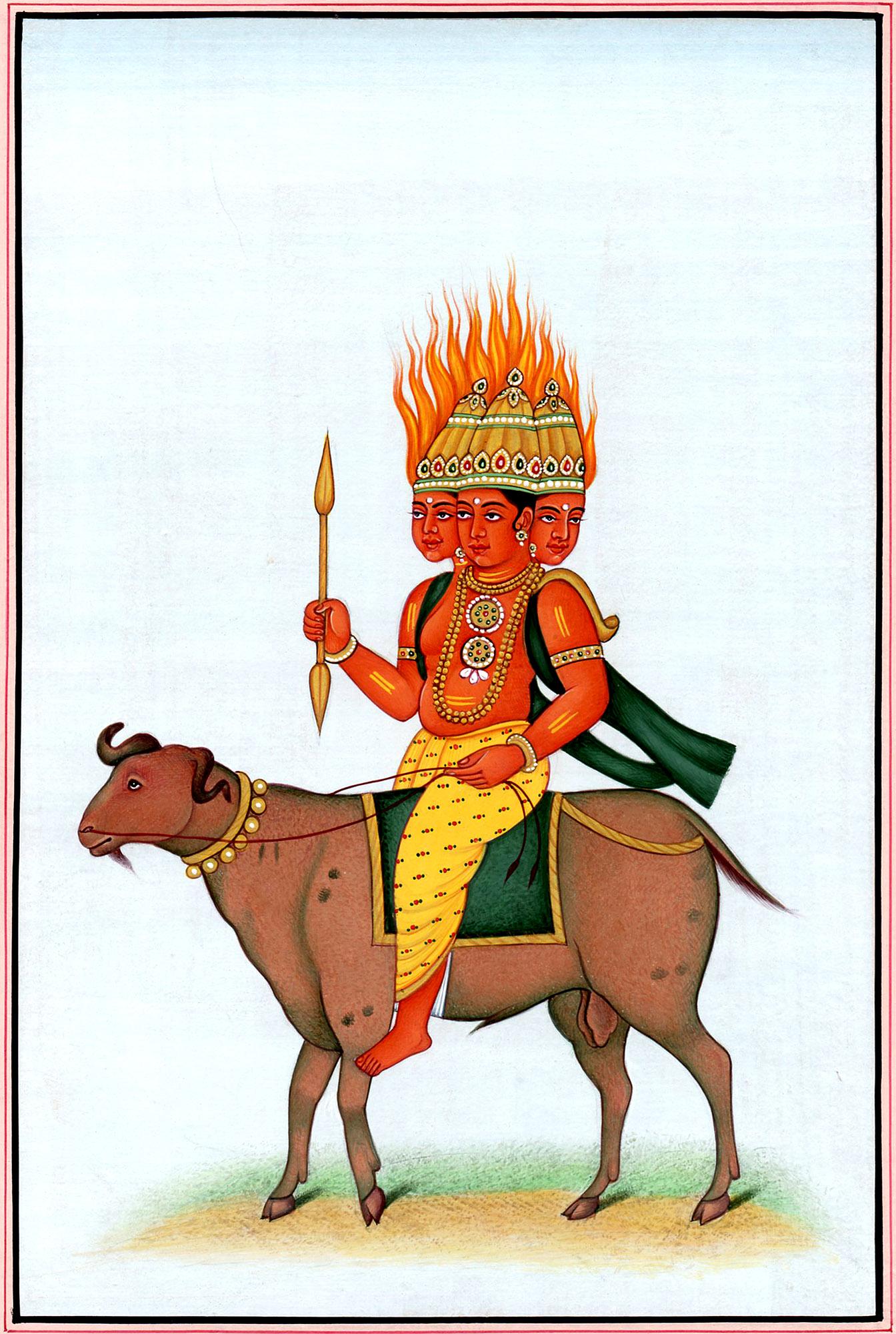 Pics For Gt Agni Hindu God